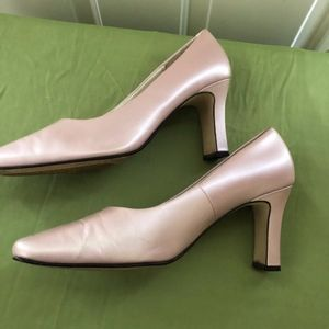 Shoes - Soft Pink Patent Leather Pump Will Accept Offer